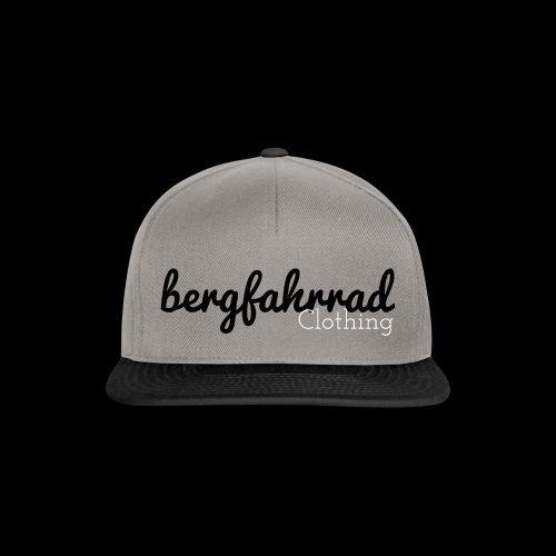 Bergfahrrad - Snapback Cap