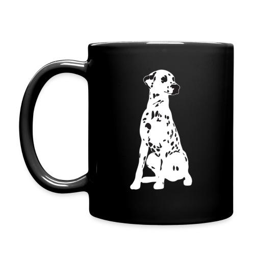 Dalmatian & Logo Mug - Full Colour Mug