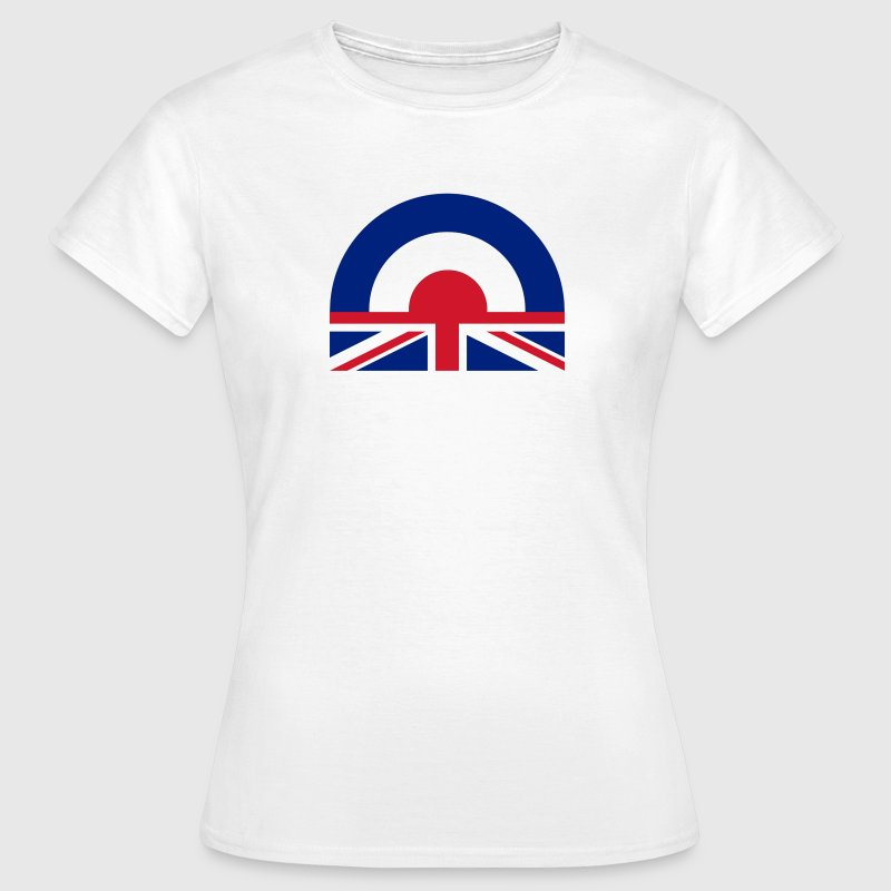 British Mod T-Shirts - Women's T-Shirt