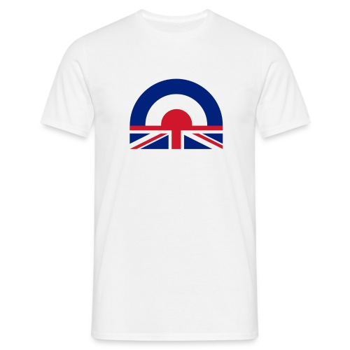 British Mod T-shirt - Men's T-Shirt