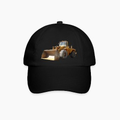 wheel loader_oldtimer Caps & Hats