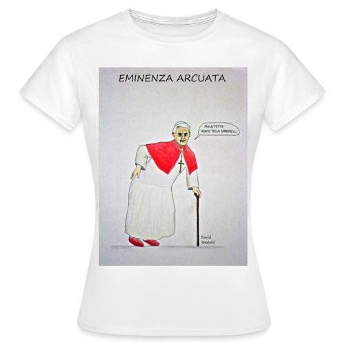 T-Shirt EMINENZA ARCUATA - Maglietta da donna