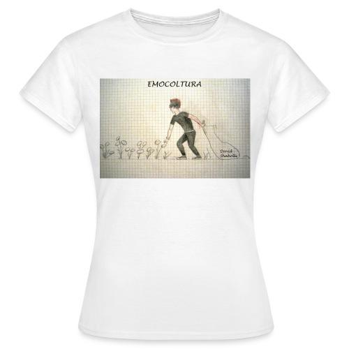 T-Shirt EMOCOLTURA - Maglietta da donna