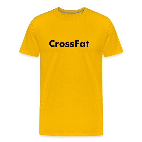 CrossFat - Men's Premium T-Shirt