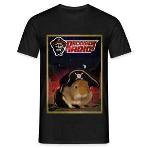 T-Shirt Rackham Radio Christmas - Noir  - T-shirt Homme