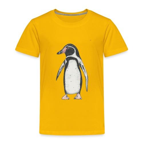 Kinder T-Shirt *Pinguin* - Kinder Premium T-Shirt
