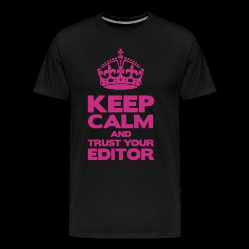 KEEP H - 11 COULEURS DISPO - T-shirt Premium Homme