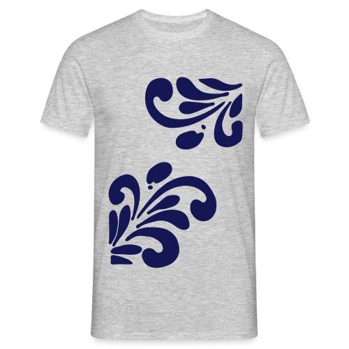 Blue Bembel - Männer T-Shirt