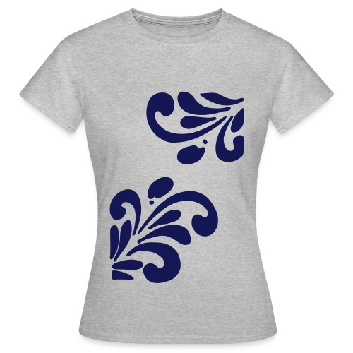 Blue Bembel - Frauen T-Shirt
