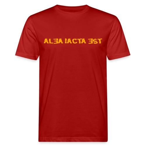 ALEA IACTA EST - Männer Bio-T-Shirt - Männer Bio-T-Shirt
