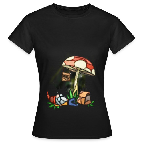 T-shirt Woman - Gnome - Maglietta da donna