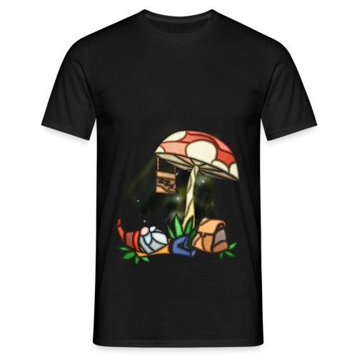 T-shirt Man - Gnome - Maglietta da uomo