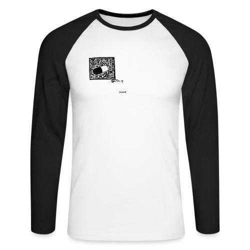 SOLE Pill Longarm Tee - Männer Baseballshirt langarm