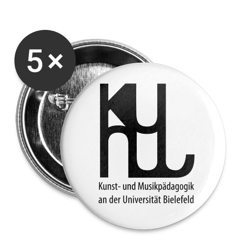 KuMu Buttons - Buttons mittel 32 mm