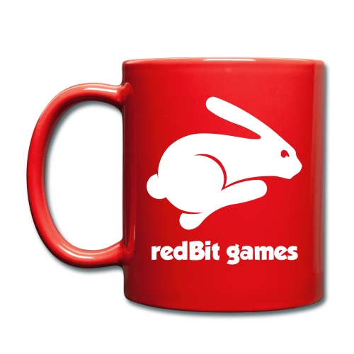 redBit games Mug - Full Colour Mug