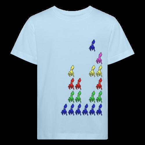 Bio Tshirt Squidin' KID - T-shirt bio Enfant
