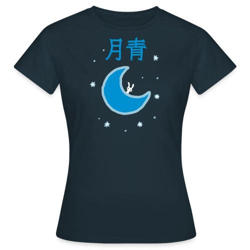 KAWAII - BlueMoon ! - T-shirt Femme