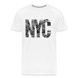 New York shirt - Männer Premium T-Shirt