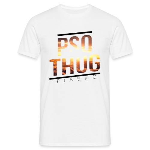 Tee-Shirt PSO THUG Modèle FSK Eté - T-shirt Homme