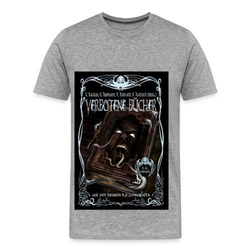 Verbotene Bücher  (T-Shirt Männer) - Männer Premium T-Shirt