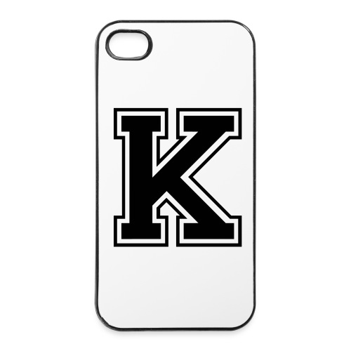K - Coque rigide iPhone 4/4s