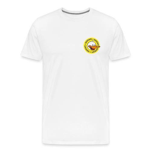 T-shirt manche courte DuckTape. - T-shirt Premium Homme