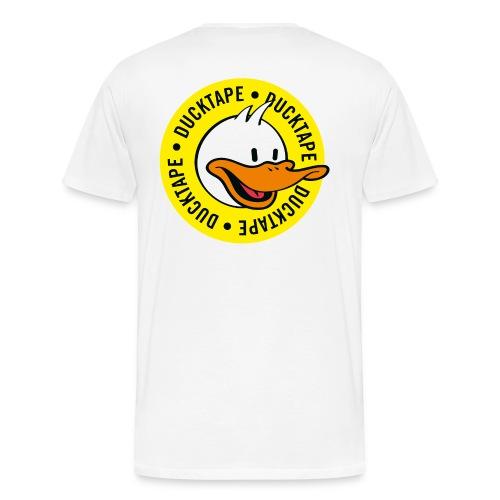 T-shirt manches courtes DuckTape - T-shirt Premium Homme
