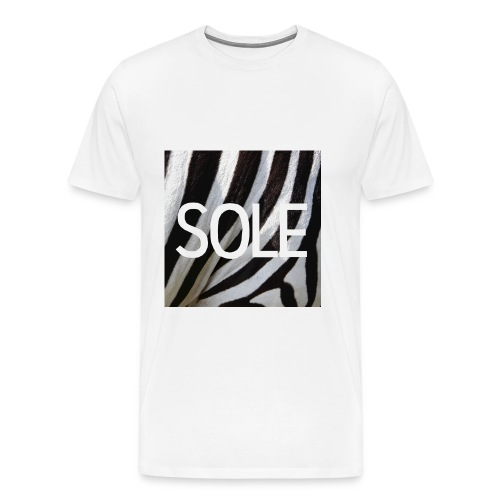 SOLE Tiger Zebra Tee - Männer Premium T-Shirt