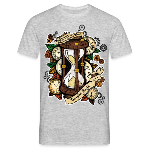T-shirt homme Sablier - T-shirt Homme