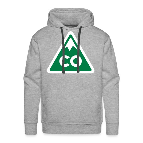 Colorado Mountain - Männer Premium Hoodie