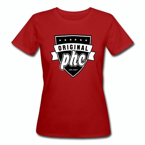 Original PHC est. 1997 T- shirt  - Ekologisk T-shirt dam