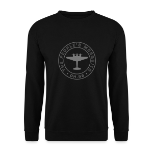 Men's MP Sweatshirt - Black/Grey - Men's Sweatshirt