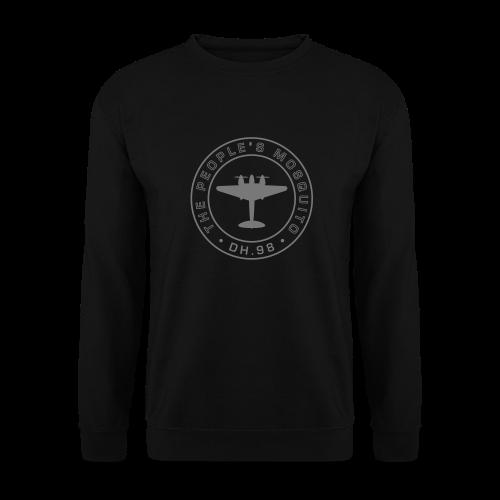 Men's MP Sweatshirt - Black/Grey - Men's Sweatshirt