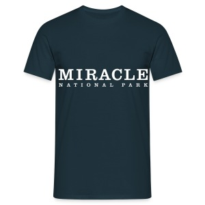 Miracle National Park - Men's T-Shirt