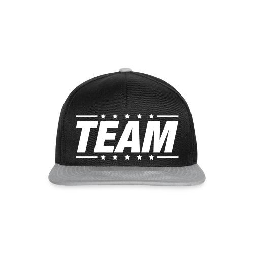 darkassassin349 hat (snapback) - Snapback Cap