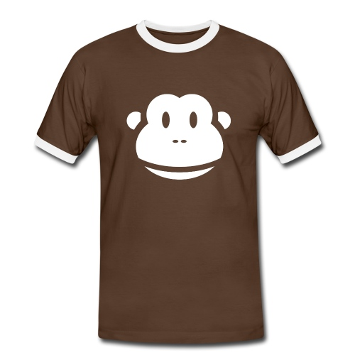 asd - Männer Kontrast-T-Shirt