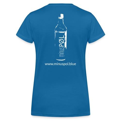 minusPØL-Team Shirt Frauen - Frauen Bio-T-Shirt mit V-Ausschnitt von Stanley & Stella