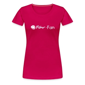 Damen: Föhr-Fan - Frauen Premium T-Shirt
