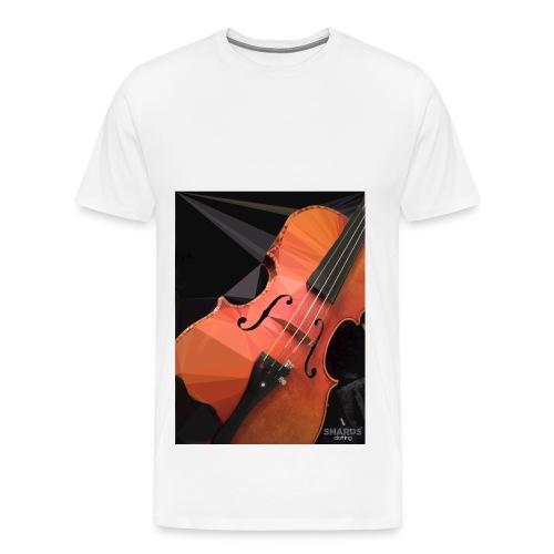 Violin - Männer Premium T-Shirt