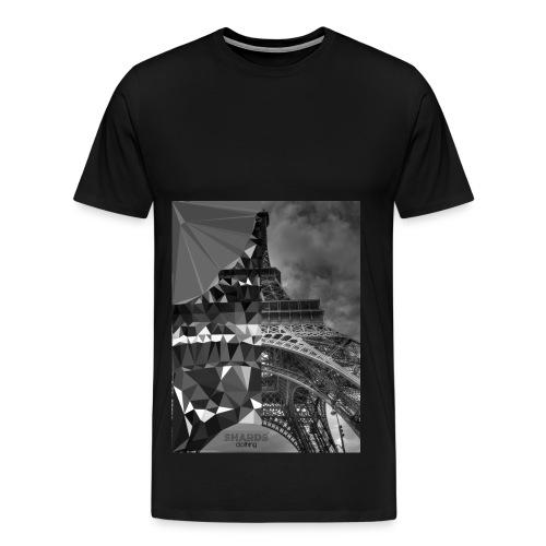 Eiffel - Männer Premium T-Shirt
