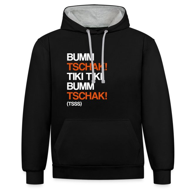 Bumm Tschak! - Hoodie