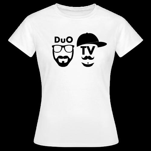 Memes 4Girls (schwarz-weiß) - Frauen T-Shirt