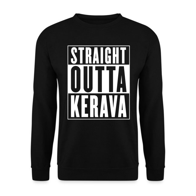 STRAIGHT OUTTA KERAVA -college