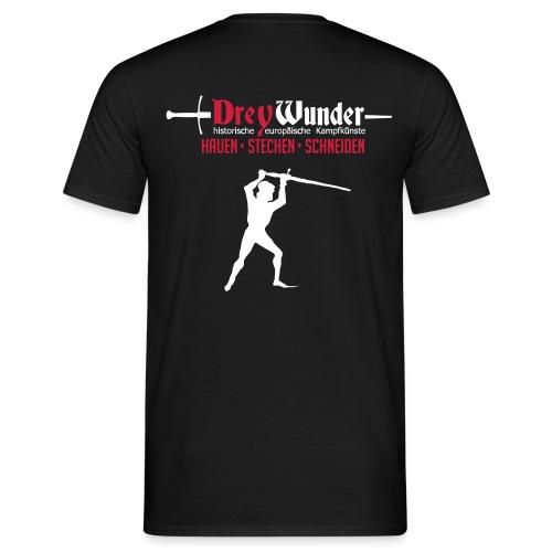 3W16 - T-Shirt Preissler Edition - Männer T-Shirt