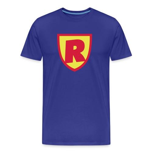 T-shirt herr Ikon Superman - Premium-T-shirt herr