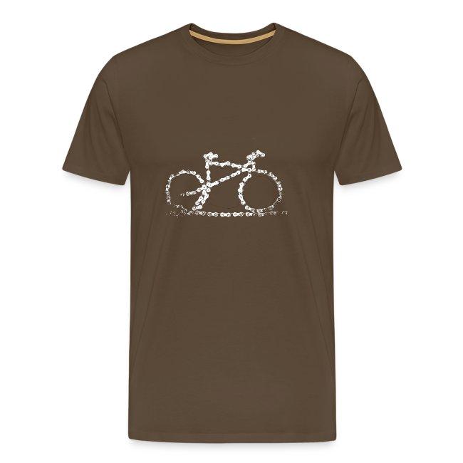 "Bike T-shirt ""Bike Chain"""