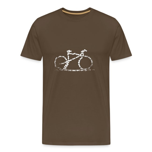 "Bike T-shirt ""Bike Chain"""