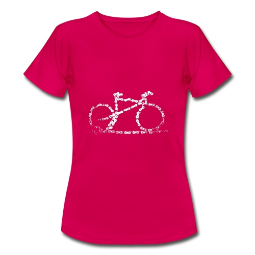 Women Bike T - Women's T-Shirt