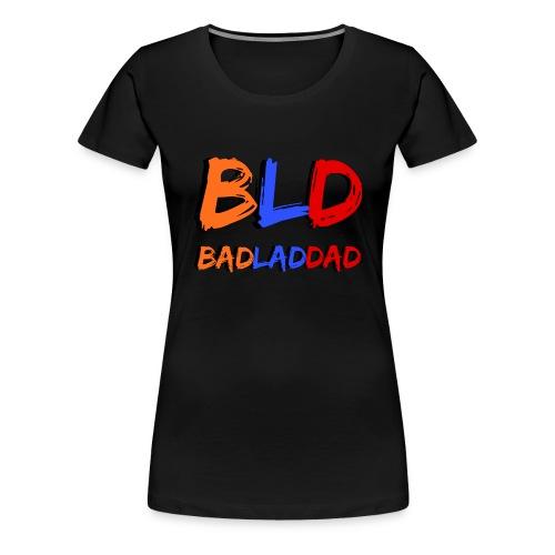 BLD Army Girl Power - Women's Premium T-Shirt