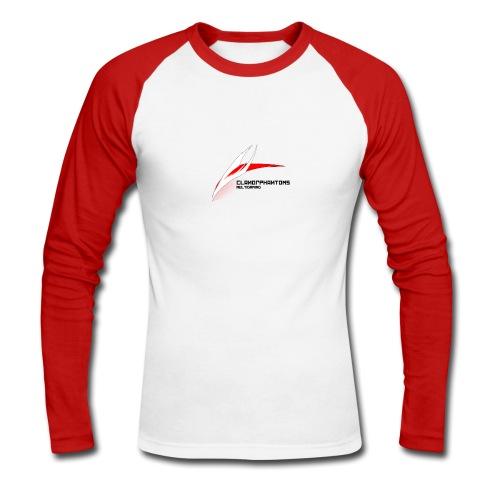 Baseballshirt | ClanOfPhantoms - Männer Baseballshirt langarm
